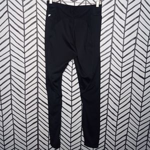 Fabletics Full Length Leggings with Zip Ankles